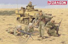 German Afrika Korps Infantry - El Alamein 1942