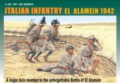 Italian Infantry - El Alamein 1942