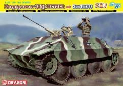 Bergepanzer 38(t) Hetzer w/2cm Flak 38