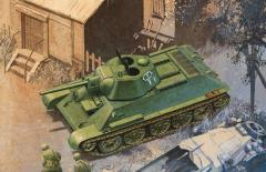 T-34/76 Mod. 1942 Hexagonal Turret Soft Edge Type (Smart Kit)