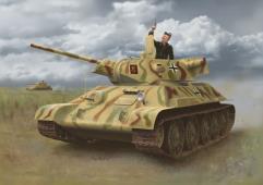 Panzerkampfwagen T34-747(R)