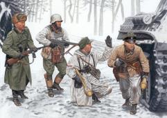 """11.Frw.Pz.Gren.Div """"Nordland"""" - Vistula-Oder 1945"""