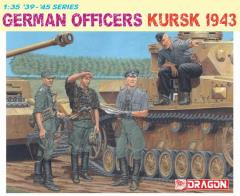 German Officers - Kursk 1943
