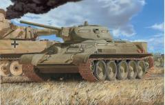 "T-34/76 No.112 Factory ""Krasone Sormovo"" - Late Production"