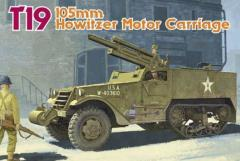 T19 105mm Howitzer Motor Carriage