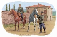 German Don Cossack - Balkans 1944