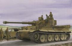 "Tiger I ""Tunisian Initial Tiger"" 1.k"