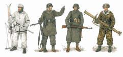 German Winter Combatants 1943-45