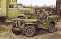 SAS 1/4 Ton 4x4 Truck ETO