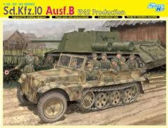 Sd.Kfz.10 Ausf.B - 1942 Production (Smart Kit)