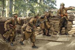French Infantry - Sedan 1940