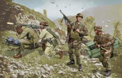 German Brandenburg Troops - Leros 1943