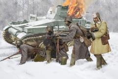 Soviet Infantry - Winter 1941
