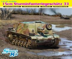 15cm Sturm-Infanterieschutz 33 (Smart Kit)