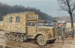 Sd.Kfz.3 Maultier Ambulance (Smart Kit)