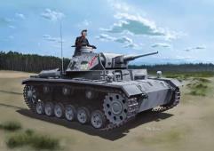 Pz.Kpfw.III (5cm) (T) Ausf.G (Smart Kit)