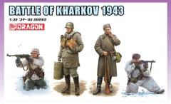 Battle of Kharkov 1943