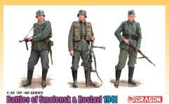 Battles of Smolensk & Roslavl 1941