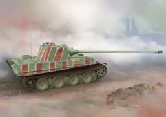 Panther Ausf.F w/5.7cm KwK42 L/100
