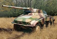 Sd.Kfz.234/4 mit 7.5cm L/48