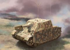 Sturmpanzer Ausf.I als Befehlspanzer (Umbau Fahrgestell)