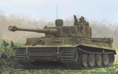 "Tiger I ""131"" s.Pz.Abt.504 (Tunisia)"