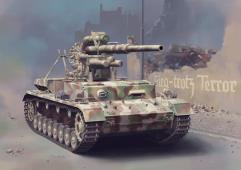 88mm FlaK 36 auf Pz.Kpfw.IV Ausf.H (Smart Kit)