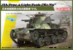 "IJA Type 4 Light Tank ""Ke-Nu"""