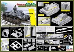 German SU-76i w/Cupola