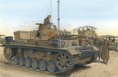 DAK Pz.Bef.Wg.III Ausf.H