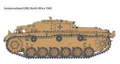 Sturmgeschutz III Ausf.D w/Tropical Air Filter (Smart Kit)