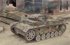 Pz.Kpfw.III Ausf.E/F (Smart kit) (2 in 1)