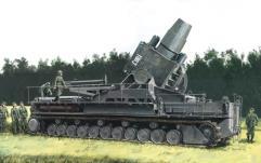 German Super-Heavy Self-Propelled Mortar