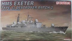 H.M.S. Exeter Type 42 Destroyer Batch 2