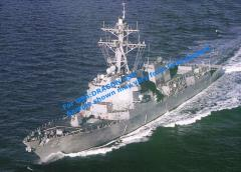 U.S.S. Mustin DDG-89