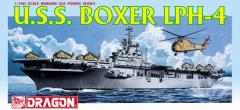 U.S.S. Boxer LPH-4 Helicopter Carrier