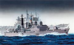 H.M.S. Sheffield Type 42 Destroyer Batch 1