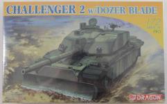 Challenger 2 w/Dozer Blade