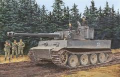"Pz.Kpfw.VI Ausf.E Sd.Kfz.181 ""Tiger I"" Initial Production s.Pz. Abt.502"