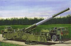 M65 Atomic Annie Gun - Heavy Motorized 280mm (Smart Kit)