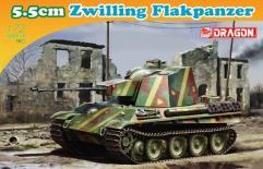 5.5cm Zwilling Flakpanzer