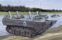 Panzerfahre Gepanzerte Landwasserschlepper - Prototype Nr.1