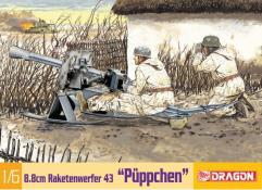 "8.8cm Raketenwerfer 43 ""Puppchen"""