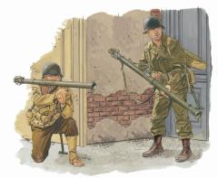 Bazooka Set - M1 & M9