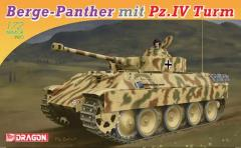 Berge-Panther mit Aufgesetztern Pz.IV Turm