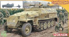 Sd.Kfz.251 Ausf.C W/3.7cm PaK 35/36