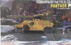 Panzerkampfwagen V Ausf. F (Sd. Kfz. 171) Panther F