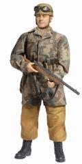 Eugene Brecht (Jager) - Mediterranean FJ Sniper, III.Fallschirmjager-Regiment 3