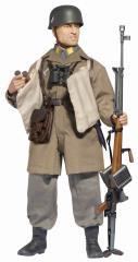 Baldur Schnell (Jager) - Fallschirmjager PzB Gunner, 7.Flieger-Division