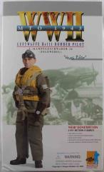 Hans Pifer - Luftwaffe He111 Bomber Pilot, I./Kampfgeschwader 26 (Feldwebel)
